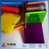 Taglio di strati colorato dello strato del plexiglass/plexiglass al formato