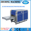 Bag Flexo Printing Machine에 4개의 색깔 Bag