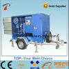 Beweglicher beiliegender Typ Transformator-Öl-Isolieröl-Regenerationssystem (ZYM)