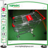 유럽식 100L Shopping Trolley Cart