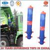 Cilindro hidráulico personalizado para o caminhão de descarga pesado