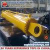 Grosser Durchmesser und schüren lang Hochleistungshydrozylinder für Verdammungs-Gatter