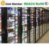 Porte en verre de supermarché pour la pièce de congélateur d'affichage