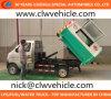Caminhão pequeno dos desperdícios de Changan do mini caminhão dos desperdícios do caminhão de lixo 4X2