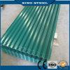 Hoja acanalada de acero cubierta color del material para techos de la casa del metal de la bobina G60