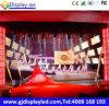 Módulo publicitario a todo color de la visualización de las películas P10/P16/P20 del estadio impermeable LED