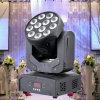 18X10W RGBW 4 en 1 decoración del banquete de boda