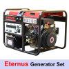 Custo - gerador Diesel eficaz de 220 volts (SH8Z)