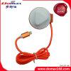 Chargeur de mur de câble par fiche BRITANNIQUE d'Apple d'accessoires de téléphone mobile pour l'iPhone