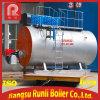 ガス燃焼の高性能の低圧の火管オイルのボイラー