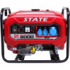 6.0kw Protable Type Gasoline Generator mit Stong Engine