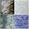 De populaire Tegel van het Mozaïek van het Glas van de Parel van het Ontwerp Marmeren