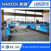 CNC van de brug de Scherpe Machine van het Blad van het Metaal van het Gas van het Plasma