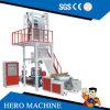 Hochgeschwindigkeits-ABA 3 2 Schicht Mini-HDPE-LDPE-PET durchgebrannter Film-Extruder-Landwirtschafts-Polyäthylen-Plastikfilm-durchbrennenmaschinen-Preis