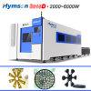 Laser de machine de découpage de fibre de matériau de plaque pour des métaux