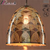 Iluminação moderna do pendente do ferro da cavidade da individualidade com sala de jantar