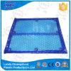 Oeillet solaire de couvertures de piscine - usine de Landy