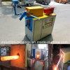 Máquina de recalcar semiautomática de la calefacción de inducción