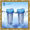 Agregado familiar vário dos tipos carcaça de filtro da água