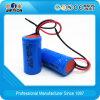 батарея тарифа 3.7V разрядки Li-иона 18350 850mAh 5c перезаряжаемые для електричюеских инструментов