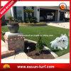 Aménagement de la décoration fausse d'herbe pour le jardin et la maison