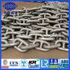 cable de cadena de ancla de la conexión del espárrago U3 de 34~162m m con la certificación de BV/Lr/Kr
