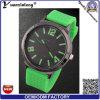Signora calda Wholesale dell'orologio del silicone di vendita del quarzo di sport della vigilanza dei grandi uomini della manopola di modo Yxl-162