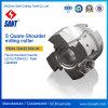 Quadratische Schulter-Prägescherblock für CNC-Drehbank-Maschine
