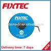 Рулетка типа стеклоткани пластмасс ABS оборудования 20m ручного резца Fixtec измеряя