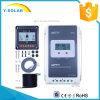 Controlador cobrando solar de Epever40A MPPT 12V 24V usado no sistema solar com Mt50 Tracer4210A