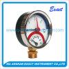 Calibro di temperatura dell'acqua/calibro di combinazione temperatura di pressione