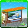 Constructeur de publicité solaire personnalisé par marché d'aubette