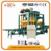 Bloc concret de vibration automatique faisant à machine la brique pleine usiner (QTJ4-25C)