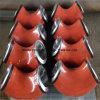 gomiti saldati degli accessori per tubi del acciaio al carbonio 12mn
