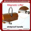 220lbs 100kg Steel Magnet Magnetic Lifter Suspensão Industrial W / U-Handle