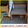 Het Meubilair van de Slaapkamer van het hotel/het Houten Rek van de Bagage