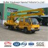 14m Jmc Euro5 도시 행정을%s 공중 물통 트럭