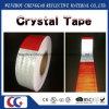Heißer verkaufenkamm-Typ Belüftung-Kristallgitter-Sicherheit des Honig-DOT-C2 roter und weißer LKW-reflektierende Bänder