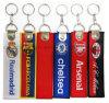 Trousseau de clés de porte-clés de logo de club de basket-ball du football d'OEM Coth