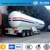 60000 Litros LPG Remolque material de transporte de gas semi