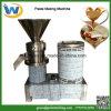 Máquina de pulir del molino coloide de Tahini de la mantequilla de cacahuete de la almendra del acero inoxidable