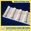 Scanalature di precisione che lavorano sul piatto di ceramica di Zirconia/piastra di sostegno di ceramica