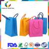 Bolsa de papel colorida barata de la manera para los productos promocionales