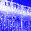 Luz da cortina da luz do partido da decoração do casamento para o indicador