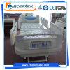 Base médica eléctrica de la cama de hospital de las funciones médicas de los muebles 5 ICU con la cama de hospital eléctrica usada CPR