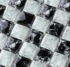Mosaico de cristal del azulejo cristalino (HGM204)