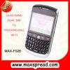 Heißer F026 4 Band 2 SIM Rollkugel-Java-QWERTYHandy Fernsehapparat-WiFi