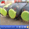 Tuyau de dragage de flottement de grand diamètre/tuyau en caoutchouc flexible en stock