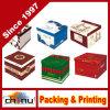 Magnetische Schliessen-Papier-Geschenk-Bildschirmanzeige-Schokolade, die faltbaren Kasten (1359, verpackt)