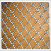 Maille enduite du réseau Link/Diamond de PVC/Vinyl (TYE-17)
